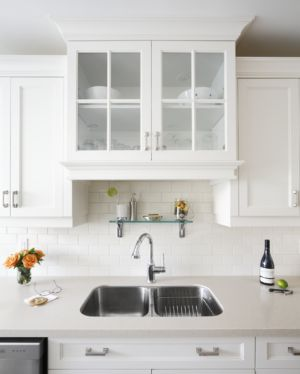 Custom kitchen Sink cabinet