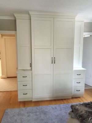 Custom Wardrobe Built In Refined By Design