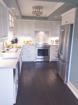 Small Condo Kitchen Toronto Refined By Design